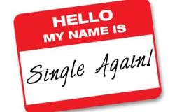 Single – again!